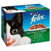 Felix Adult Cat Food Pouches 100G X 48 Jumbo Pack