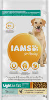 IAMS for Vitality Light Adult Dog Food