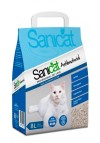 Sanicat Litter Antibacterial White