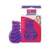 Kong Cat Zoom Groom Brush in Violet