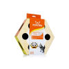 Kokoba Hexagon Maze Box Cat Toy