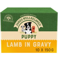 James Wellbeloved Puppy & Junior Pouches