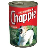 Chappie Adult Wet Dog Food Tins - Original