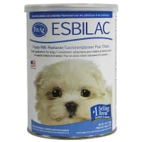 Esbilac Milk Replacer for Puppies & Adult Dog Food