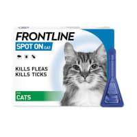 Frontline Spot On Flea & Tick Treatment for Cats