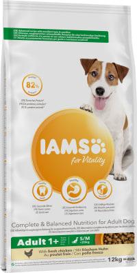 IAMS for Vitality Adult Small/Medium Breed Dog Food