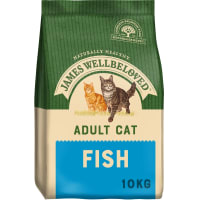 James Wellbeloved Complete Adult Dry Cat Food - Fish