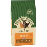 James Wellbeloved Cat Adult Food Turkey