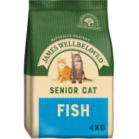 James Wellbeloved Cat Senior Fish