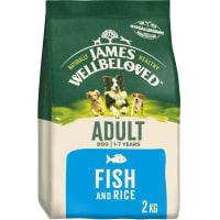 James Wellbeloved Dog Adult Fish & Rice