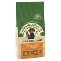 James Wellbeloved Small Breed Adult Dry Dog Food - Turkey & Rice