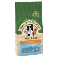 James Wellbeloved Dog Adult Turkey & Rice Light