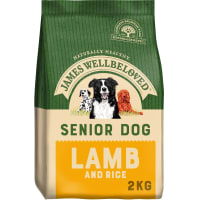 James Wellbeloved Large Senior Adult Dry Dog Food - Lamb & Rice