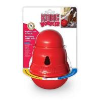 Kong Wobbler Dog Treat Dispenser