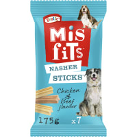 Misfits Nasher Dog Treats Sticks