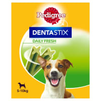 Pedigree Dentastix Fresh Daily Small Adult Dog Dental Treats