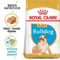 Royal Canin Puppy Bulldog Dry Dog Food