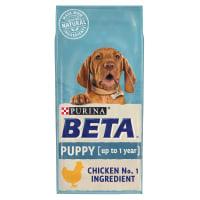BETA Puppy Upto 1 Year Dry Dog Food - Chicken