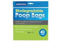Ancol Bio-Degradable Waste Bags