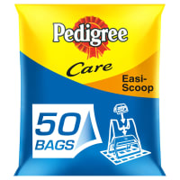Pedigree Easi Scoop Refill Poop Bags