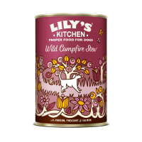 Lily's Kitchen Senior/Adult Wet Dog Food - Wild Campfire Stew