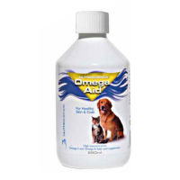 Omega Aid for Cats & Dogs