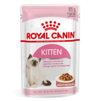 Royal Canin Kitten Instinctive Kitten Cat Wet Food - Gravy