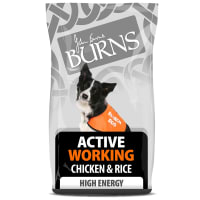 Burns Active Adult Dry Dog Food - Chicken & Rice
