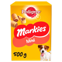 Pedigree Markies Minis Dog Treats 500g