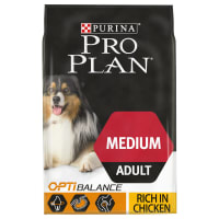 Purina Pro Plan Medium Adult Dog Chicken
