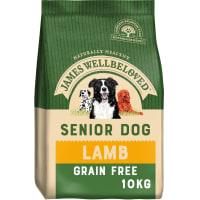 James Wellbeloved Dog Senior Lamb and Vegetables Grain Free