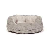 Danish Design Bobble Deluxe Slumber Bed in Pewter