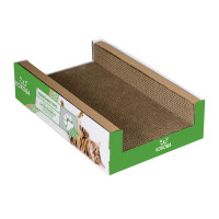 Kokoba Cat Scratching Bed in Brown