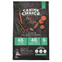Canine Choice Adult Medium Grain Free Dog Food
