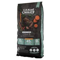 Canine Choice Senior Light Medium & Large Grain Free Dog Food