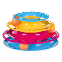 Trixie Cat 3 Layer Ball Tower