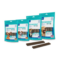 Virbac Veggiedent Snacks Dog Treats - Small Dog