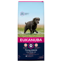 Eukanuba Caring Senior Large Breed Dog Food