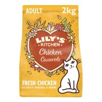 Lily's Kitchen Adult Chicken Caserole Cat Dry Food