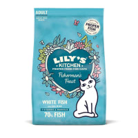Lily's Kitchen Adult Fishermans Feast Cat Dry Food