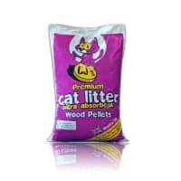 CJ's Wood Pellet Cat Litter
