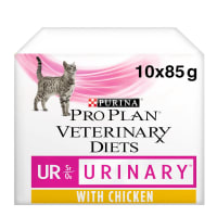 PURINA PRO PLAN VETERINARY DIETS Feline UR ST OX Urinary Management Wet Pouches