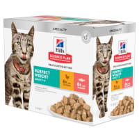 Hill's Science Plan Feline Adult Perfect Weight Pouches