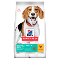 Hill's Science Plan Canine Medium Adult Perfect Weight Chicken