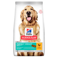 Hill's Science Plan Canine Adult Perfect Weight Large Breed Chicken