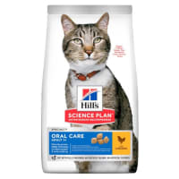 Hill's Science Plan Feline Adult 1+ Oral Care Chicken