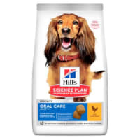 Hill's Science Plan Oral Care Adult Dry Dog Food - Chicken