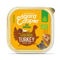 Edgard & Cooper Grain Free Succulent Chicken & Turkey Dog Food Cup Adult