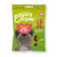 Edgard & Cooper First-Class Grain Free Dog Treats - Lamb & Beef Bites
