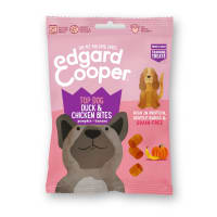 Edgard & Cooper Top Dog Grain Free Dog Treats - Duck & Chicken Bites